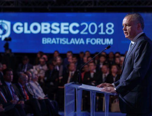 """Militaristi z mimovládky GLOBSEC pripravujú verejnú správu na """"hybridné hrozby"""". Za státisíce eur."""
