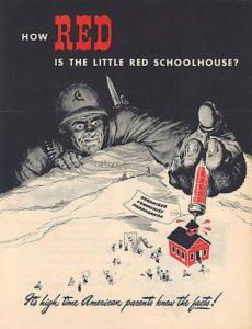 Ako červené sú malé červené školy? Organizovaná komunistická propaganda. Je najvyšší čas, aby americkí rodičia poznali fakty!