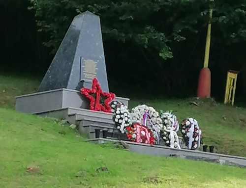 Oslavy 75. výročia SNP v Lehote pod Vtáčnikom